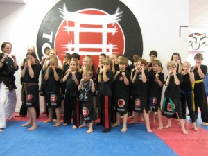 Kids Martial Arts Milton Keynes